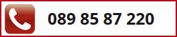 Telefonummer 089 85 87 220